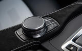 BMW M3 CS 2018 review iDrive