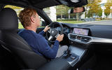 BMW M340i xDrive 2019 first drive review - Greg Kable driving