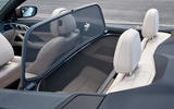 12 BMW M440i Convertible 2021 first drive review air deflector