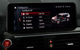 BMW X4 M Competition 2019 first drive review - infotainment