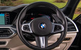 12 bmw x5 2018 rt steering wheel