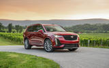 Cadillac XT6 Sport 2020 first drive review - static