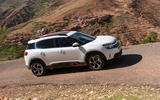 Citroen C5 Aircross 2018 first drive review - on the road right