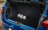 12 Dacia Sandero BiFuel 2021 UK first drive boot