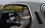 12 E Type Unleashed V12 2021 UK First drive review cabin