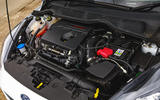 Ford Fiesta ST Mountune m235 2020 first drive review - engine