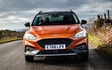 Ford Focus Active 2019 first drive review - on the road nose