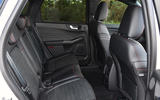12 Ford Kuga Ecoblue MHEV 2021 UK first drive rear seats