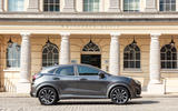 Ford Puma Vignale 2020 UK first drive review - static side