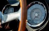 12 GTO California Spyder revival 2021 UK FD speedo