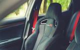 12 Honda Civic Type R Sportsline 2021 UK FD seats