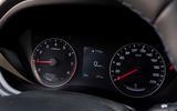 Hyundai i20 2018 review instrument cluster