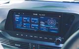 12 Hyundai i20N 2021 RHD UK FD infotainment