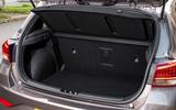 Hyundai i30 2020 UK first drive review - boot