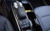 Hyundai Ioniq Electric 2019 first drive review - centre console