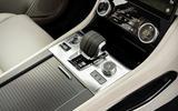12 Jaguar F Pace P400e 2021 uk first drive review centre console