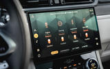 12 Jaguar F Pace SVR 2021 UK first drive review drive modes