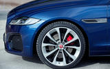 Jaguar XF - wheel