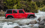 Jeep Wrangler (JL) Unlimited Rubicon 2018 review water side