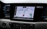Kia Niro EV 2019 first drive review sat-nav