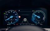 12 Kia Sorento PHEV 2021 UK first drive review instruments