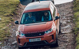 Land Rover Discovery Sport - hero front