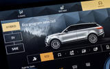 12 Land Rover Range Rover Velar PHEV 2021 UK first drive review drive modes