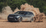 Land Rover Range Rover Velar SVAutobiography 2019 first drive review - offroad front