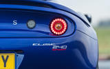 12 Lotus Elise Sport 240 Final Edition 2021 UK first drive review rear lights