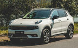 Lynk&Co 01 PHEV 2019 first drive review - static front