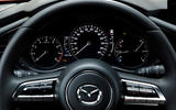 Mazda 3 2.0 Skyactiv-G 2019 first drive review - instruments