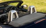 12 Mazda MX 5 Sport Venture 2021 UK FD headrests