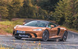 McLaren GT 2019 UK first drive review - cornering