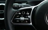 Mercedes-Benz A-Class 2018 long-term review - infotainment controls
