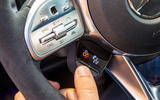Mercedes-AMG A35 2018 first drive review - wheel driving modes