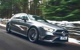 Mercedes-AMG A35 2019 UK first drive review - on the road front