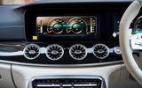 Mercedes-AMG GT 63 S 4-door Coupé 2019 UK first drive review - infotainment