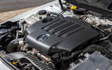 Mercedes-Benz CLA 2019 first drive review - engine