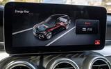 Mercedes-Benz GLC F-Cell 2018 first drive review - infotainment boost