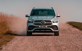 Mercedes-Benz GLE 2019 UK first drive review - on the road dust