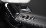 Mercedes-Benz CLA Shooting Brake 220d 2020 UK first drive review - door cards