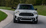 Mini Countryman Cooper S E All4 2020 first drive review - on the road front