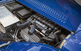 Morgan Plus 8 2018 review engine