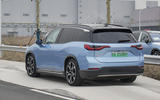 Nio ES8 2018 first drive review - static rear
