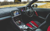 Nissan GT-R Nismo 2020 UK first drive review - cabin