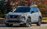 12 Nissan Rogue 2021 USA FD static front