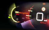 Peugeot 2008 2020 first drive review - instruments detail