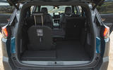 Peugeot 5008 2020 UK First Drive review - boot