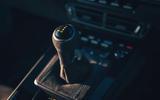 12 Porsche 911 GT3 2021 UK first drive review gearstick