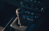 12 Porsche 911 GT3 2021 UK first drive review gearstick